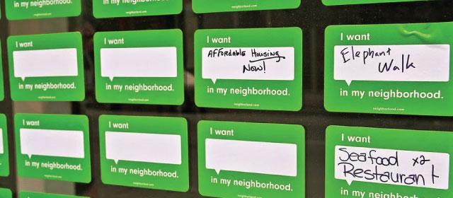 Il co-design per le comunità locali