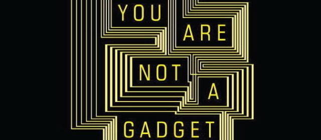 WeBooks #5 Tu non sei un gadget