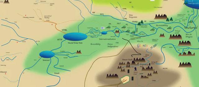 Le mappe alternative di 130 tra artisti, scienziati e designer