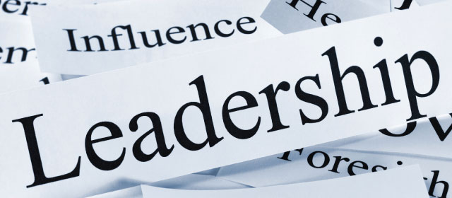 La leadership? È self, open e cross generation